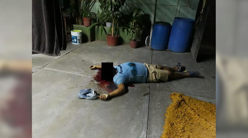 Le dan de tiros a panadero en Miahuatlán de Porfirio Díaz | El Imparcial de Oaxaca