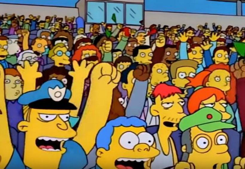 Los Simpson predicen final del partido México vs Portugal en Rusia 2018 | El Imparcial de Oaxaca