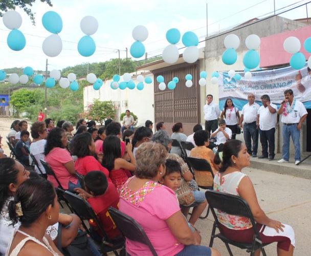 Los ciudadanos acogen a Ignacio Pérez Cervantes