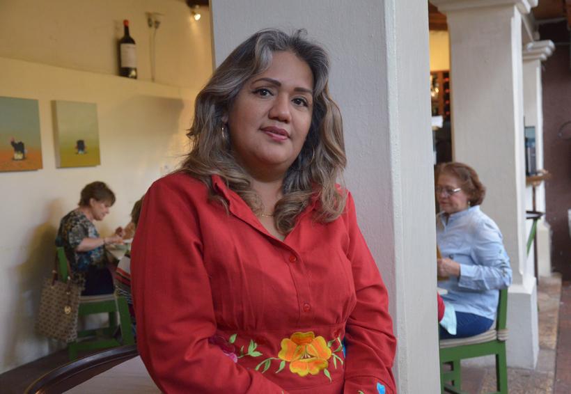 María  del Rayo es agasajada