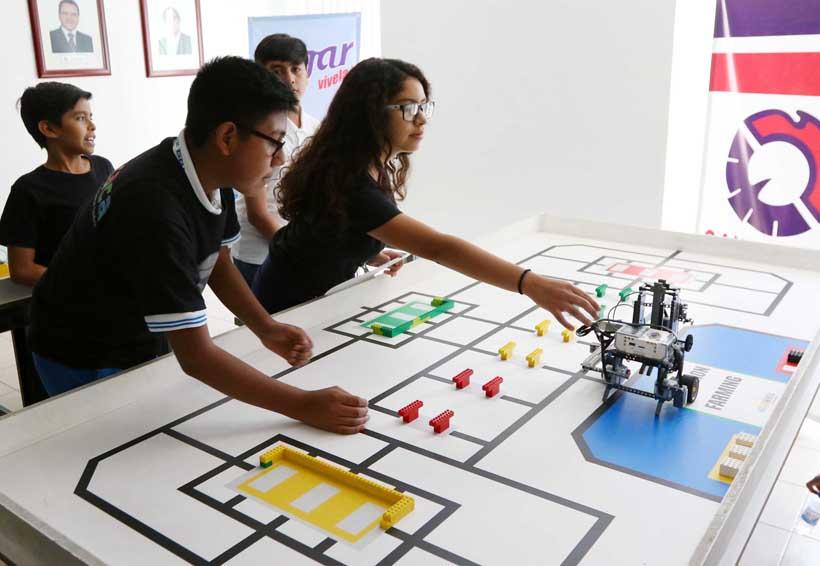 Apoya Canacintra Oaxaca a niños genios | El Imparcial de Oaxaca
