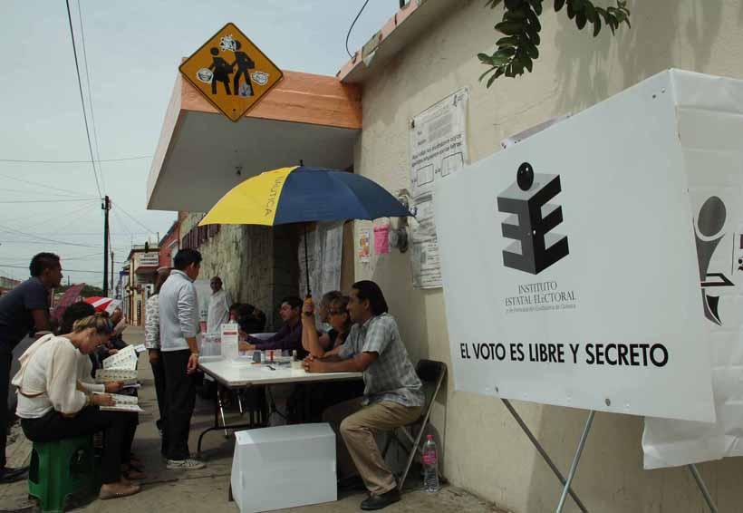 ¿Cómo ubicar tu casilla para votar este 1 de julio? | El Imparcial de Oaxaca