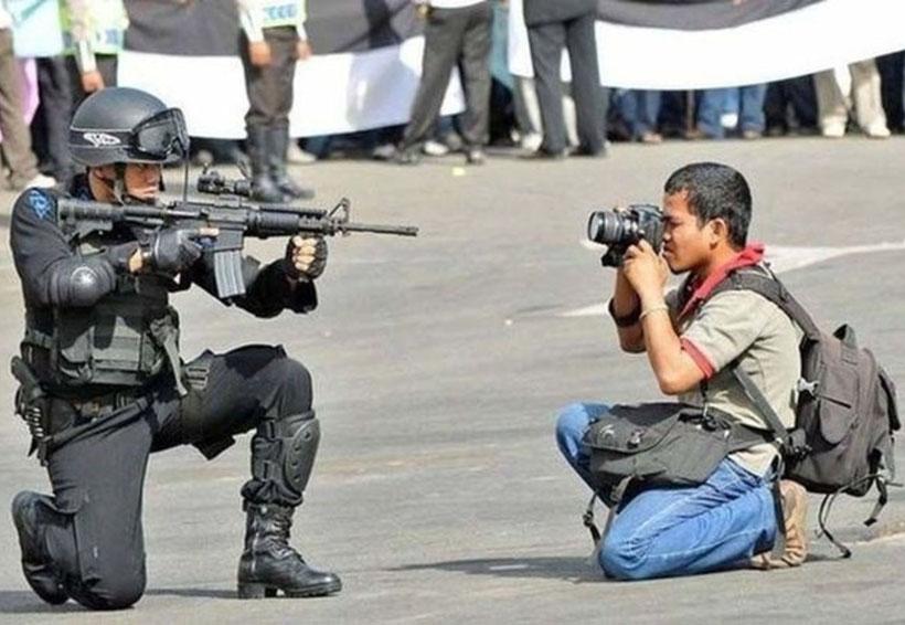 Sin justicia 99.6% de crímenes contra periodistas en México | El Imparcial de Oaxaca