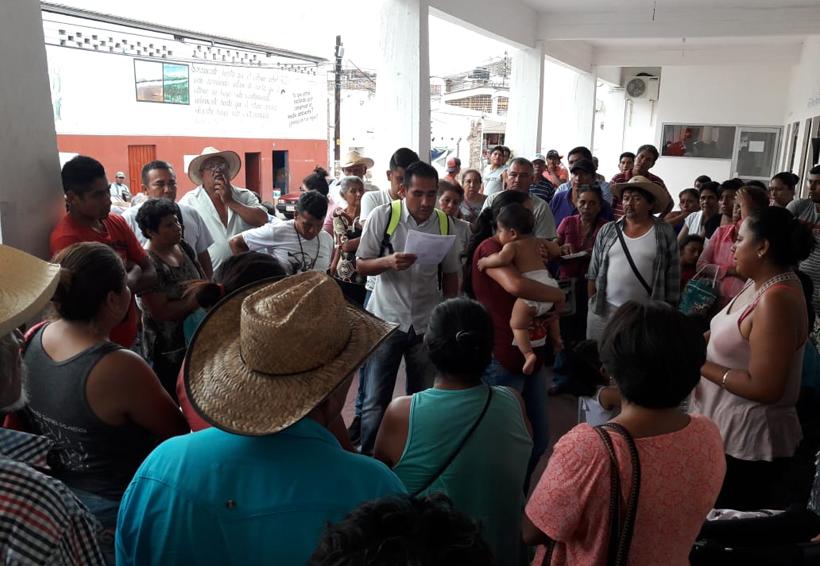Pactan Ayuntamiento y  habitantes de San José  del Chilar, acuerdo | El Imparcial de Oaxaca