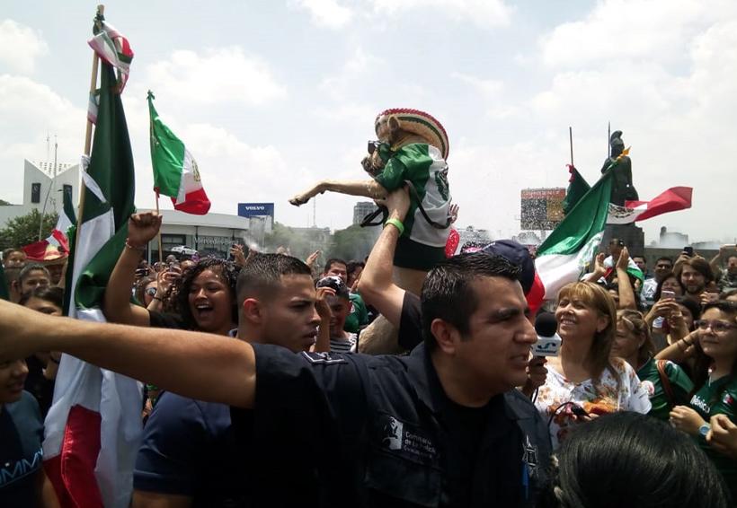 Protagoniza perro festejos en La Minerva | El Imparcial de Oaxaca
