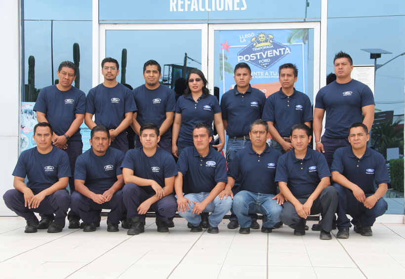 Inicia Ford Oaxaca Temporada de Post Venta 2018