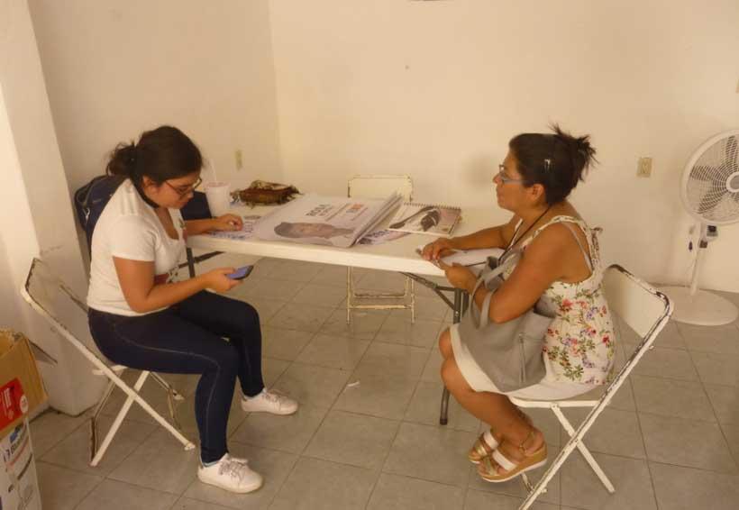 Personal del INE  fiscaliza a partidos  políticos en Cuicatlán, Oaxaca | El Imparcial de Oaxaca