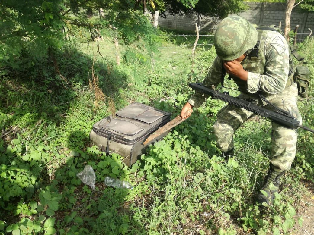 ¡Macabro hallazgo en Juchitán! Encuentran restos humanos dentro de maleta | El Imparcial de Oaxaca
