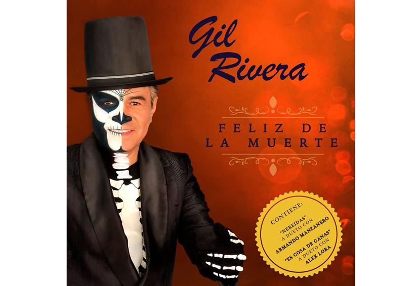 Promueve Gil Rivera su quinto producción  discográfica