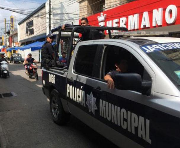 Propietarios de comercios del centro  de Tuxtepec piden más seguridad