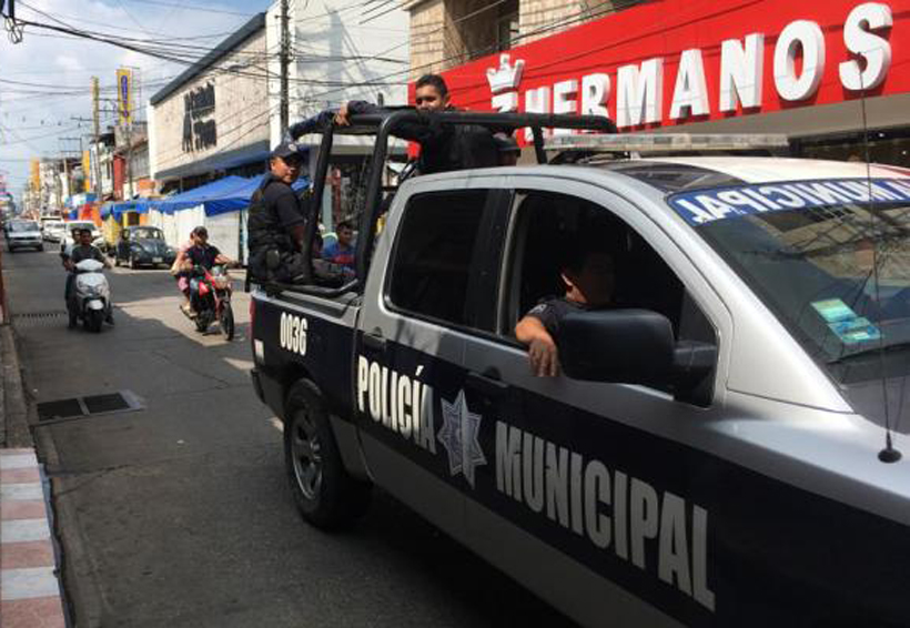 Propietarios de comercios del centro  de Tuxtepec piden más seguridad | El Imparcial de Oaxaca
