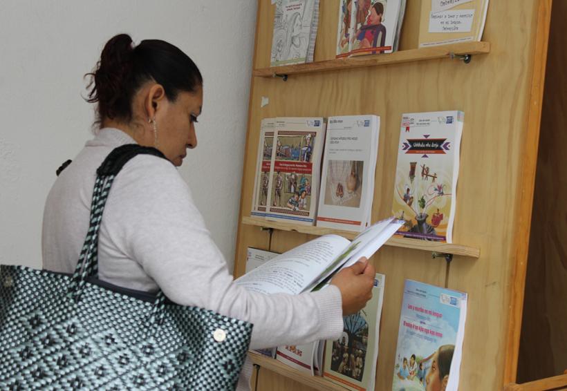 Publicaciones reúnen  diversidad lingüística