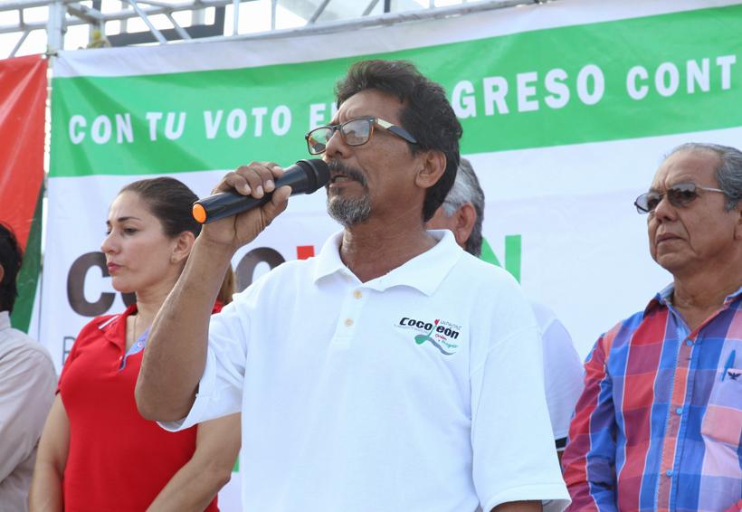 Queremos que Salina Cruz continúe  transformándose: Coco León