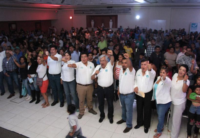 Raúl Castellanos afina estrategias | El Imparcial de Oaxaca