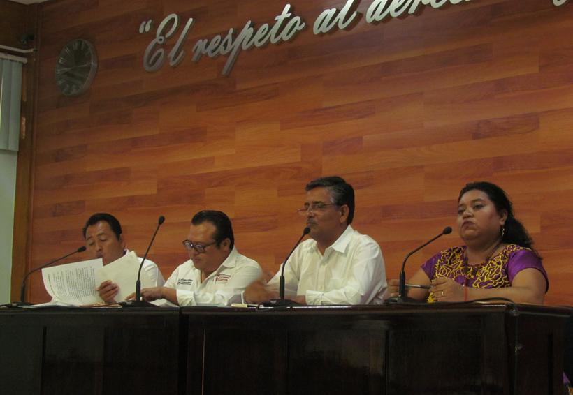Realiza CANACO foro con candidatos  a presidentes municipales en Juchitán, Oaxaca | El Imparcial de Oaxaca