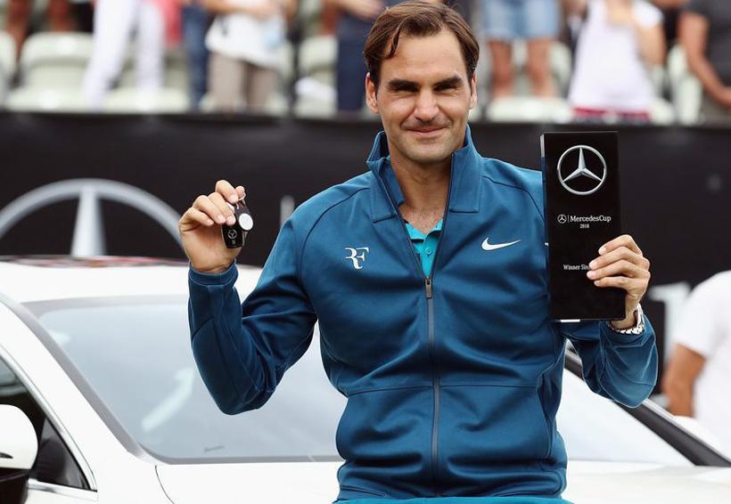 Federer se corona en el Torneo de Stuttgart | El Imparcial de Oaxaca