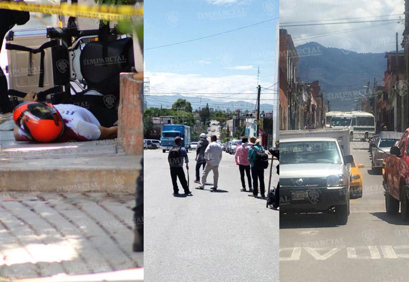 Este día diversos bloqueos afectan la circulación en Oaxaca | El Imparcial de Oaxaca