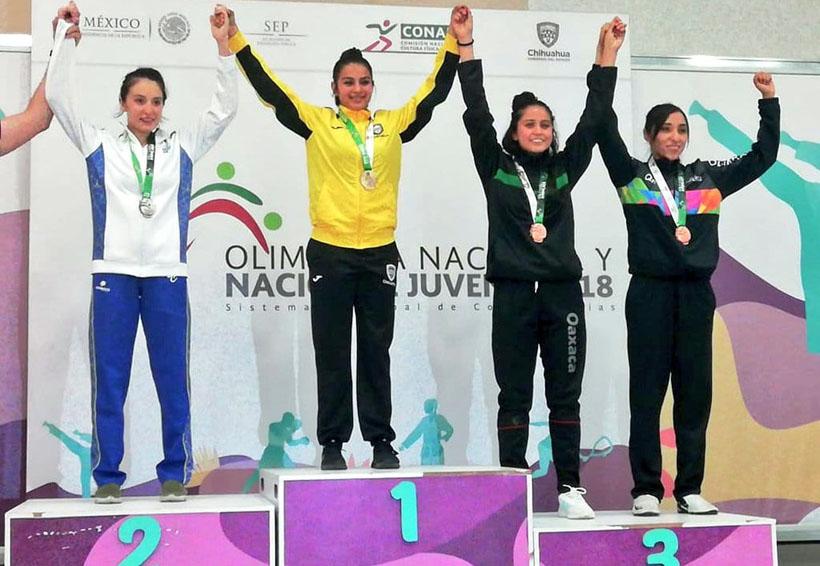 Más medallas en el taekwondo | El Imparcial de Oaxaca