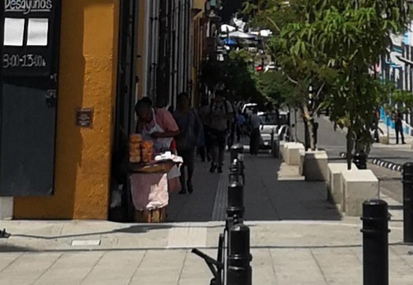 Vuelve comercio informal al Andador  de García Vigil | El Imparcial de Oaxaca