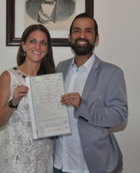 Renata  & Rafael unen sus destinos