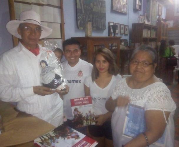 Fandango Jarocho en los festejos  de San Juan Bautista Tuxtepec