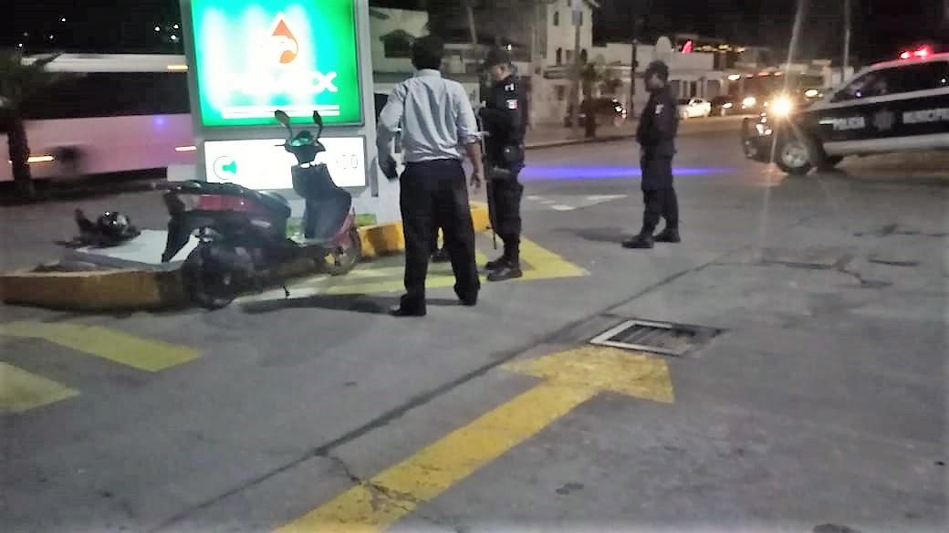 Atropellado por auto fantasma | El Imparcial de Oaxaca