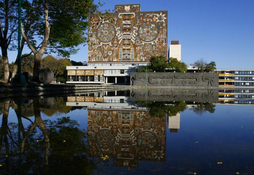 Catalogan a CU de la UNAM como el campus más bello de AL | El Imparcial de Oaxaca