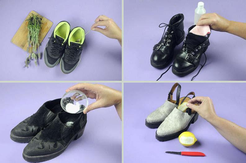 ¿Mal olor en tus zapatos?, remedios caseros son la solución | El Imparcial de Oaxaca