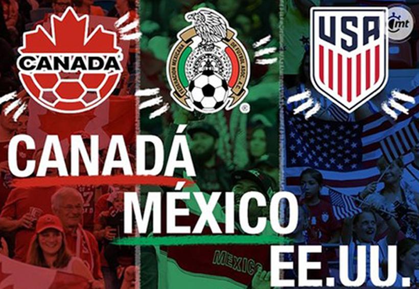 Mundial 2026: México EU y Canadá, sedes definidas. Noticias en tiempo real
