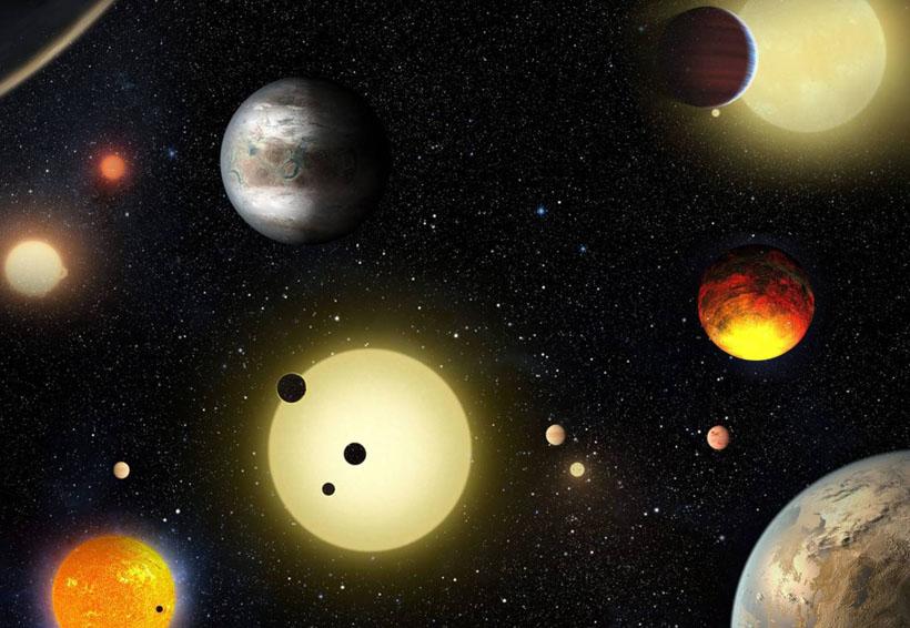 Hallan nuevo sistema con tres planetas del tamaño de la Tierra | El Imparcial de Oaxaca