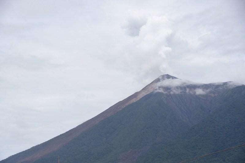 Explosiones del Volcán de Fuego en Guatemala continúan | El Imparcial de Oaxaca