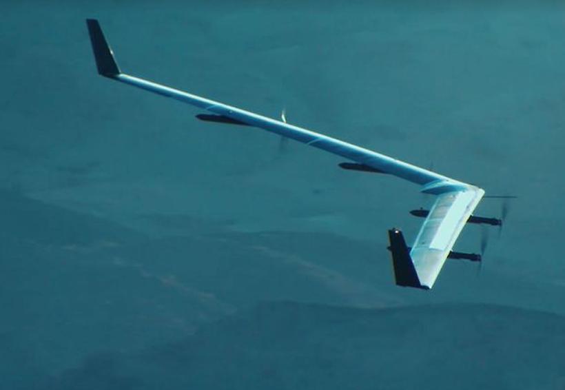 Facebook dice adiós a sus drones para distribuir internet | El Imparcial de Oaxaca