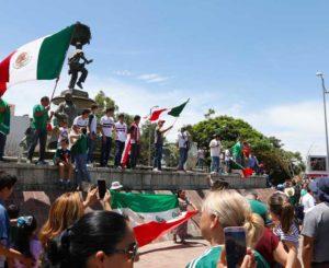 Video: Se ponen 'la verde' en Oaxaca