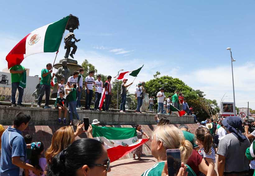Video: Se ponen 'la verde' en Oaxaca | El Imparcial de Oaxaca