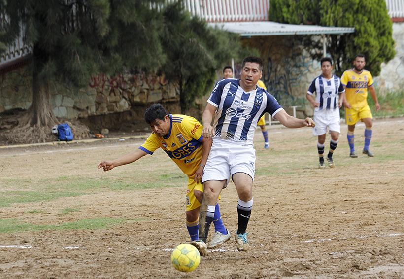 Futbol de veteranos: Rumbo a la final | El Imparcial de Oaxaca