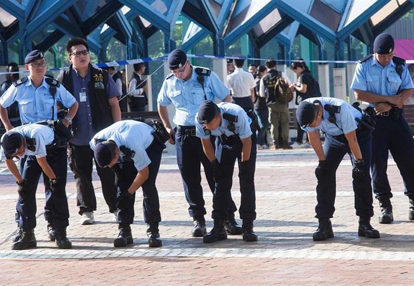 Se presenta tiroteo en Hong Kong, al menos 4 heridos | El Imparcial de Oaxaca