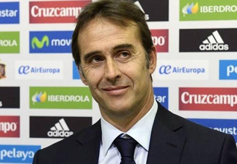 Lopetegui será técnico del Madrid después del Mundial | El Imparcial de Oaxaca