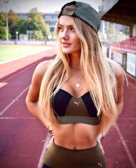 Las Chicas del Mundial: Desde Alemania, Alica Schmidt