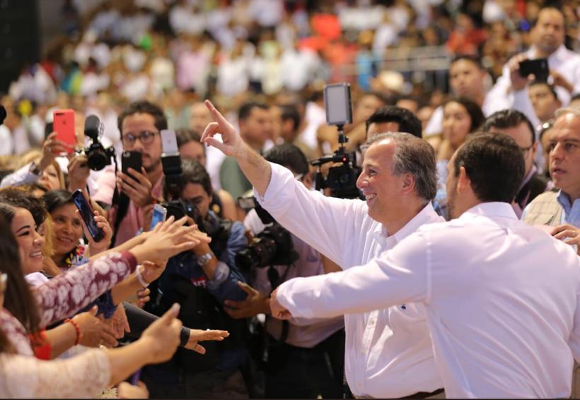 José Antonio Meade elige Coahuila para cerrar su campaña | El Imparcial de Oaxaca