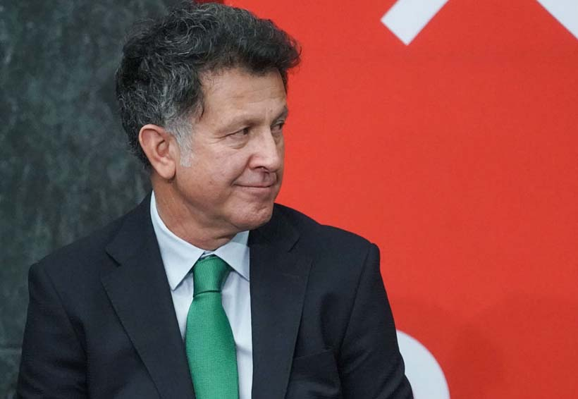 Selección Mexicana ya tiene al sucesor de Juan Carlos Osorio | El Imparcial de Oaxaca