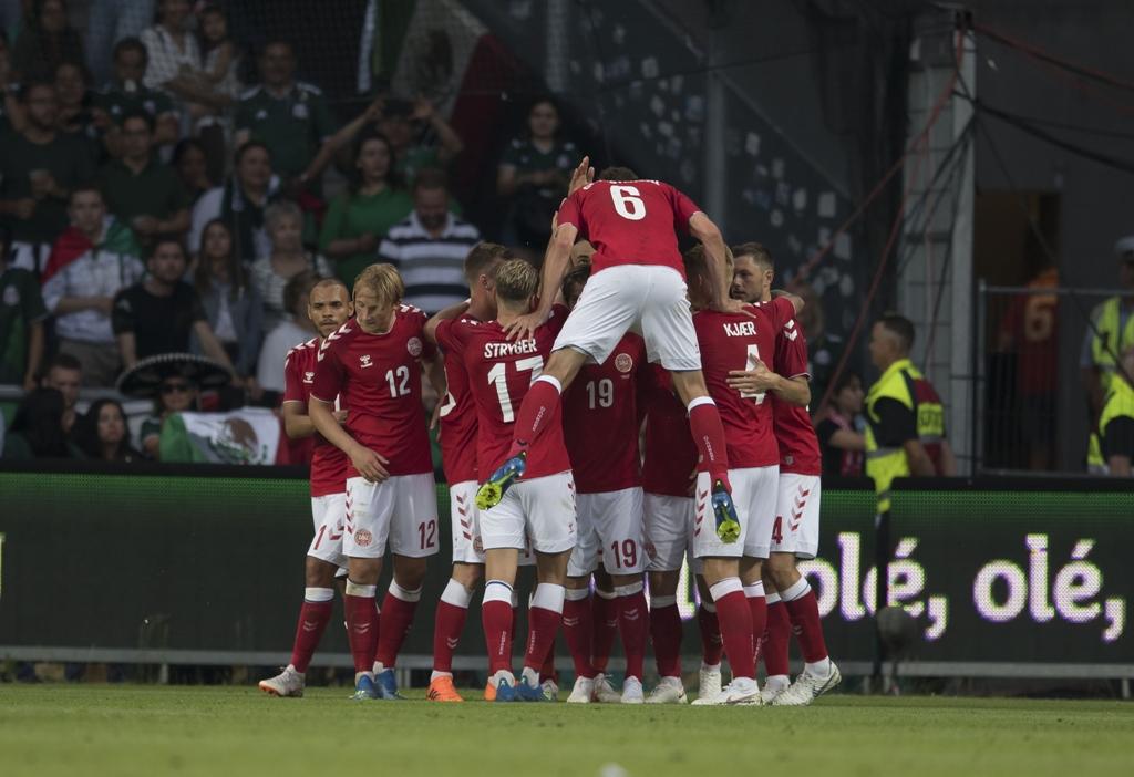 México pierde último juego de preparación ante Dinamarca   El Imparcial de Oaxaca