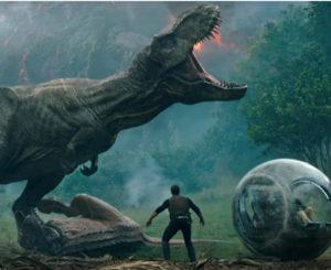 Jurassic World debuta con 150 mdd