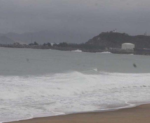 Protección Civil vigila el Istmo por tormenta tropical