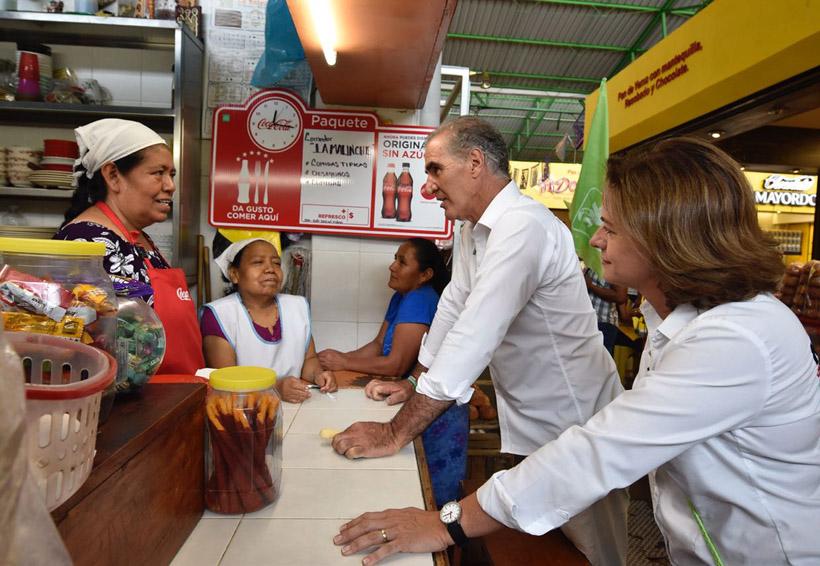 De Esesarte: mejoraré la seguridad y los servicios públicos de la capital | El Imparcial de Oaxaca