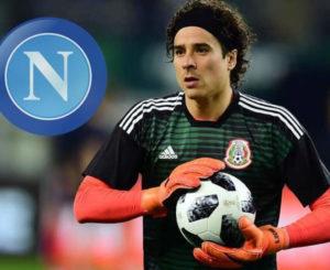 Ancelotti ficharía a Ochoa para el Napoli