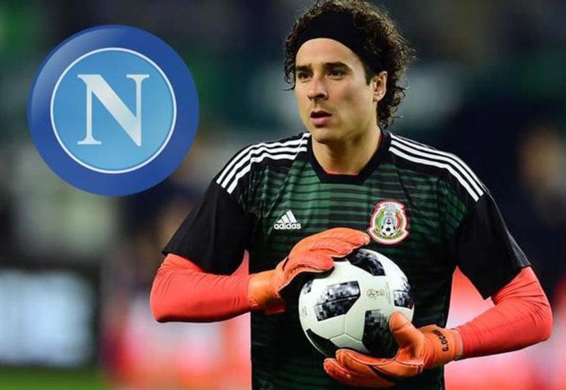 Ancelotti ficharía a Ochoa para el Napoli | El Imparcial de Oaxaca