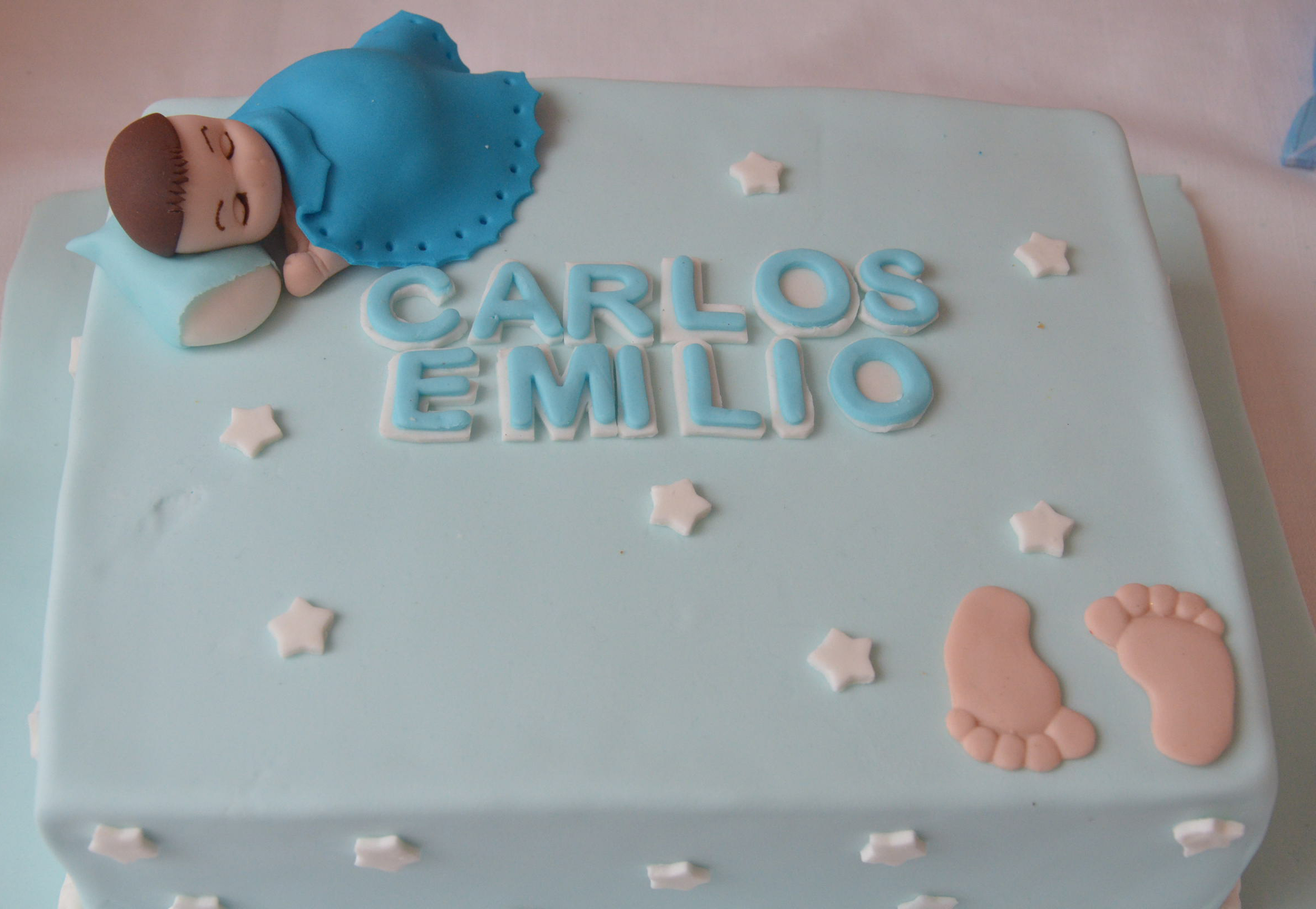 ¡Se llamará  Carlos  Emilio!