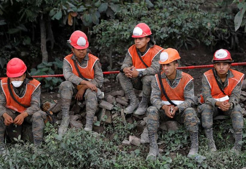 En Guatemala, por las condiciones climáticas suspenden búsqueda de desaparecidos | El Imparcial de Oaxaca