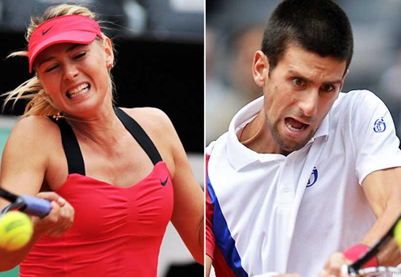 Sharapova y Djokovic eliminados de Roland Garros | El Imparcial de Oaxaca