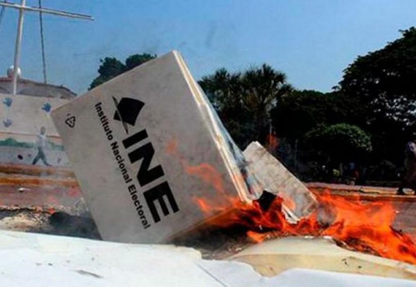 INE reporta el asesinato de 19 candidatos de diciembre a la fecha | El Imparcial de Oaxaca